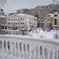 """""""Вчера"""" была зима... :: Юрий Митенёв"""