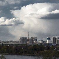 Из моего окна :: Владимир Демчишин