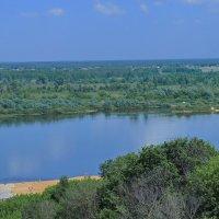 река Ока :: Сергей Цветков