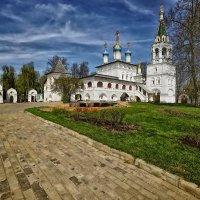 Храм Благовещения в Павловский слободе :: mila