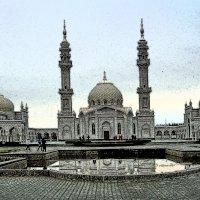 Белая мечеть :: Анастасия Смирнова