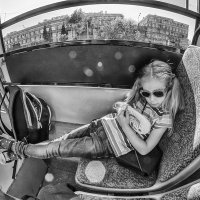 По  миру на трамвае :: Ирина Данилова