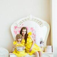 Фотопроект Мама и дочка :: Анастасия Костюкова