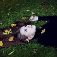 Тёмная осень :: Александра Печорина