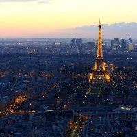 Ах, Париж! :: Юрий. Шмаков