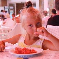 Арбуз, арбуз - замечательный на вкус !!! :: Маргарита ( Марта ) Дрожжина