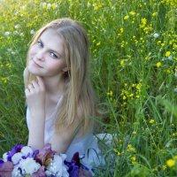 цветущая весна... :: Райская птица Бородина