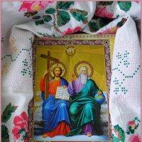 С праздником Святой Троицы! :: Татьяна и Александр Акатов