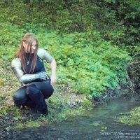 Лесной эльф :: Алина Малышева