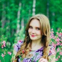 Весна :: Настя Мордачева