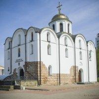 Церковь :: Татьяна Огаркова