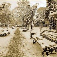 Зимы воспоминанья :: Роман Величко