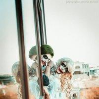 Харли и Джокер :: Виктория Довбня