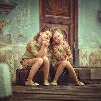 Сестренки :: Дмитрий Додельцев