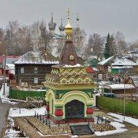 Последний снег. :: Святец Вячеслав