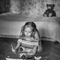 Здесь каждый играет сотни ролей :: Ирина Данилова