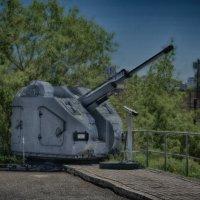 76 мм автоматическая установка АК- 176 :: Александр Морозов