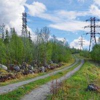 Дорога манящая вдаль… :: kolin marsh