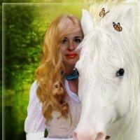 Это я :: Ирина Крестьянинова