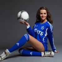 Футбол :: Лилия Лекомцева