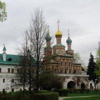 Новодевичий храм4 :: павло налепин