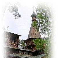 Церковь Казанской Иконы Божьей Матери. Вырица. :: Tatiana Markova