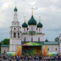 День города в Ярославле. :: Ирина Нафаня