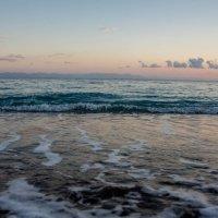 Вечернее море :: Юлиан Лебедев
