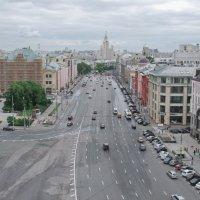 Москва :: Юрий Вовк