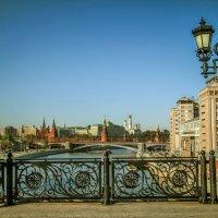 Вид с моста :: Владимир. ВэВэ