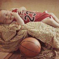 баскетболист))) :: Евгения Чернявская