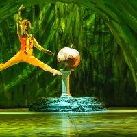 "Сцена из балета ""Чиполлино"" :: Владимир Максимов"
