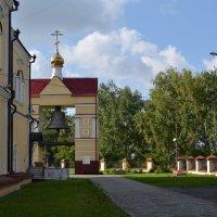 Колокол Воскресенской церкви :: Милешкин Владимир Алексеевич