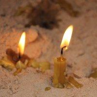 .....и плачут свечи .... :: Tatiana Markova