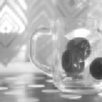 Стеклянная чашка :: Виктория