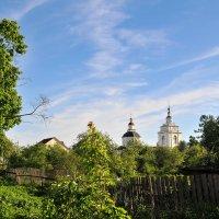 церковь Св.Богородицы :: Андрей Куприянов