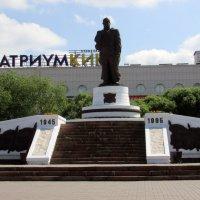 Памятник маршалу Г. К. Жукову :: раиса Орловская
