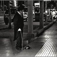 ...Великий Чаплин :: Александр Липецкий