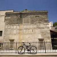 Велосипед на старом Баку :: Ольга Гурьянова