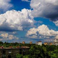 Вид из окна :: Андрей Воробьев