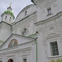 Монастырь :: Sosed_5442 Полтавец Александр