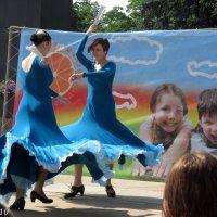 Зажигательный танец фламенко :: Нина Бутко