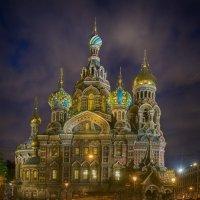 Храм Спаса-на-Крови :: Дмитрий Рутковский