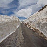 Дорога к вершине :: M Marikfoto