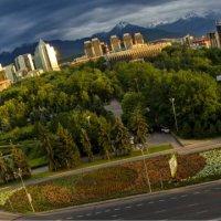 Алматы. Площадь Республики 8268 :: allphotokz Пронин