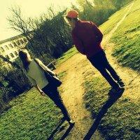 Вместе весело шагать по просторам ... :: Юлия Кочергина