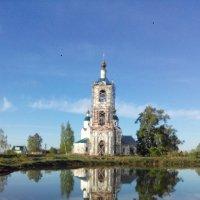 село Пружинино :: Александра
