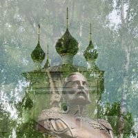 Царь благодушный, царь с евангельской душою... :: Ирина Нафаня
