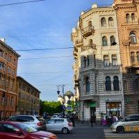 Санкт-Петербург. Дом Мурузи :: Вячеслав Губочкин