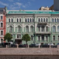 Санкт-Петербург. Особняк Вельцина :: Алексей Шаповалов Стерх